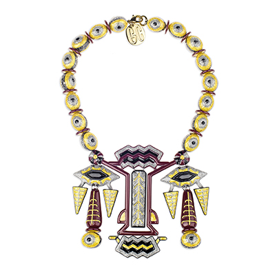 foreiner necklace gonzalo cutrina